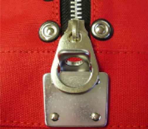 市販の南京錠に対応『新馬蹄錠』